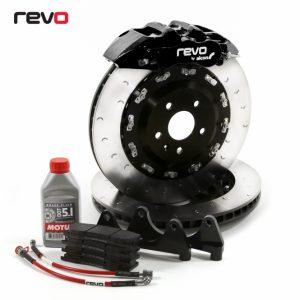black revo big brake kit