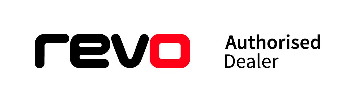 REVO authorised dealer logo