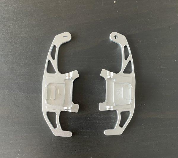 Vag performance gearshift aluminum paddles